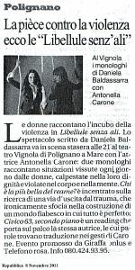 Repubblica Novembre 2011libellule