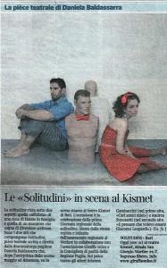 Corriere del Mezzogiorno settembre 2012