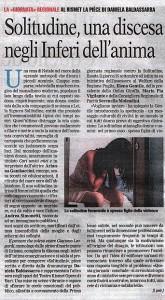 La Gazzetta del Mezzogiorno settembre 2012