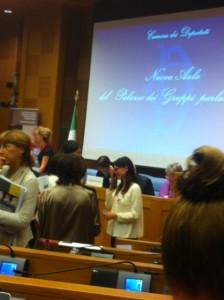 Camera dei Deputati 19 settembre 2014