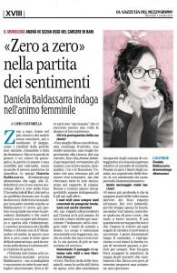 gazzetta del mezzogiorno 1.10.2014